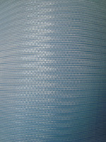 Fabric for industrial filters